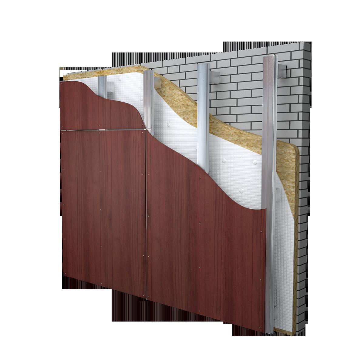 hpl панели для вентилируемого фасада