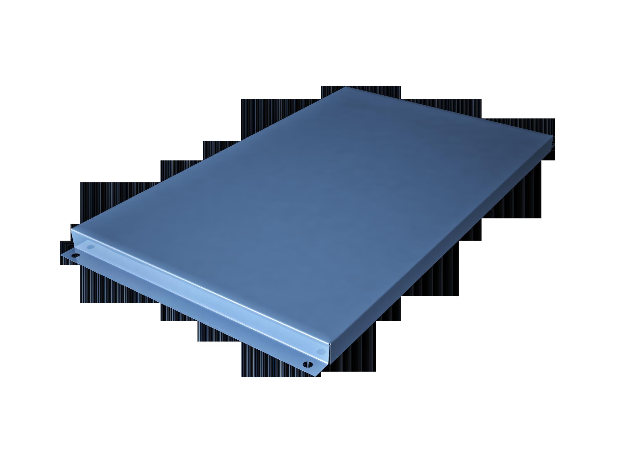 металлокассеты из оцинкованной стали